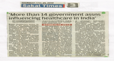 Healthcare Courses  In India